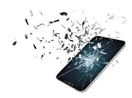 Vetro del cellulare rotto: come rimediare?